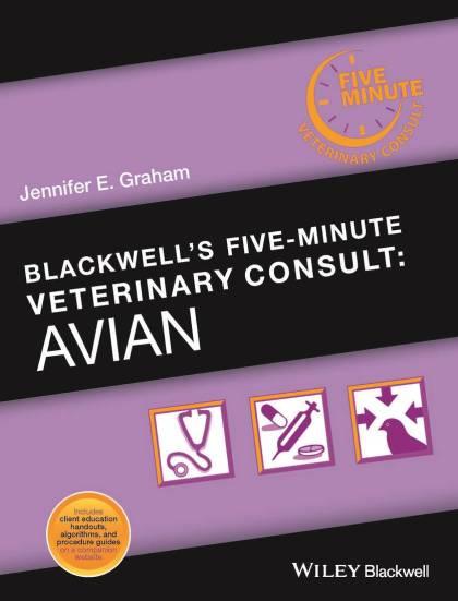 Blackwell's Five Minute Veterinary Consult Avian