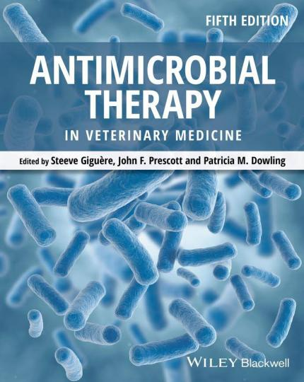 Antimicrobial Therapy In Veterinary Medicine 5th Edition