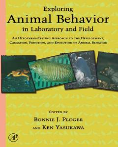 Exploring Animal Behavior In Laboratory And Field