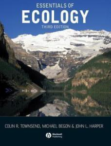 Essentials Of Ecology 3rd Edition