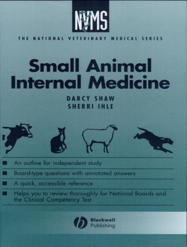 NVMS - Small Animal Internal Medicine 1st Edition