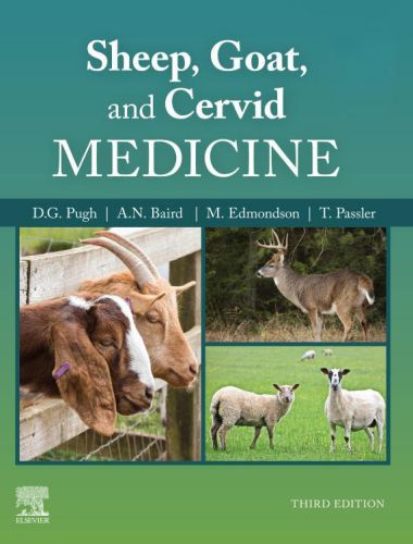 Sheep, Goat, And Cervid Medicine 3rd Edition