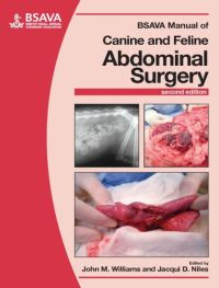 Manual Of Canine And Feline Abdominal Surgery 2nd Edition