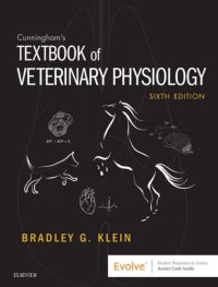 Cunningham's Textbook Of Veterinary Physiology 6th Edition
