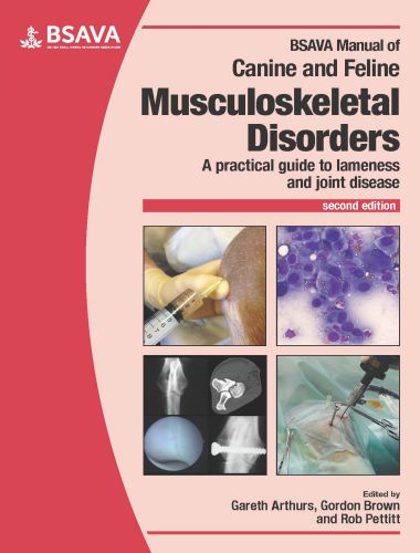 Manual Of Canine And Feline Musculoskeletal Disorders, A Practical Guide To Lameness And Joint Disease 2nd Edition