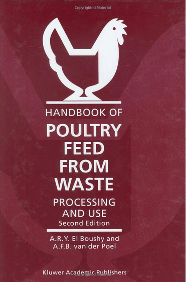 Handbook of Poultry Feed from Waste: Processing and Use