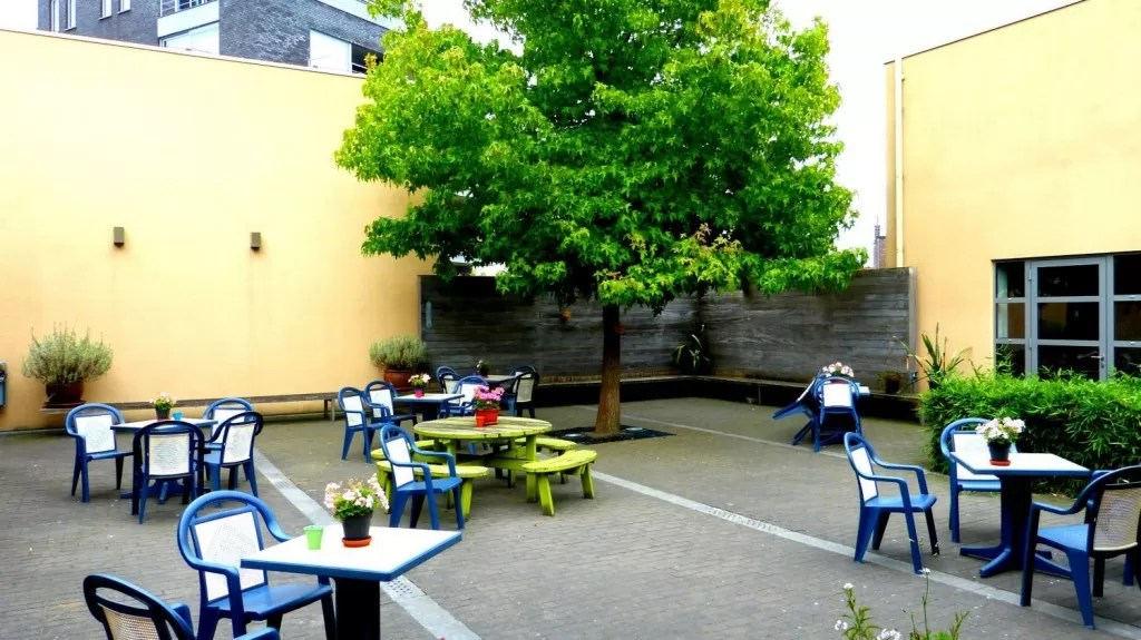 jeugdherberg station