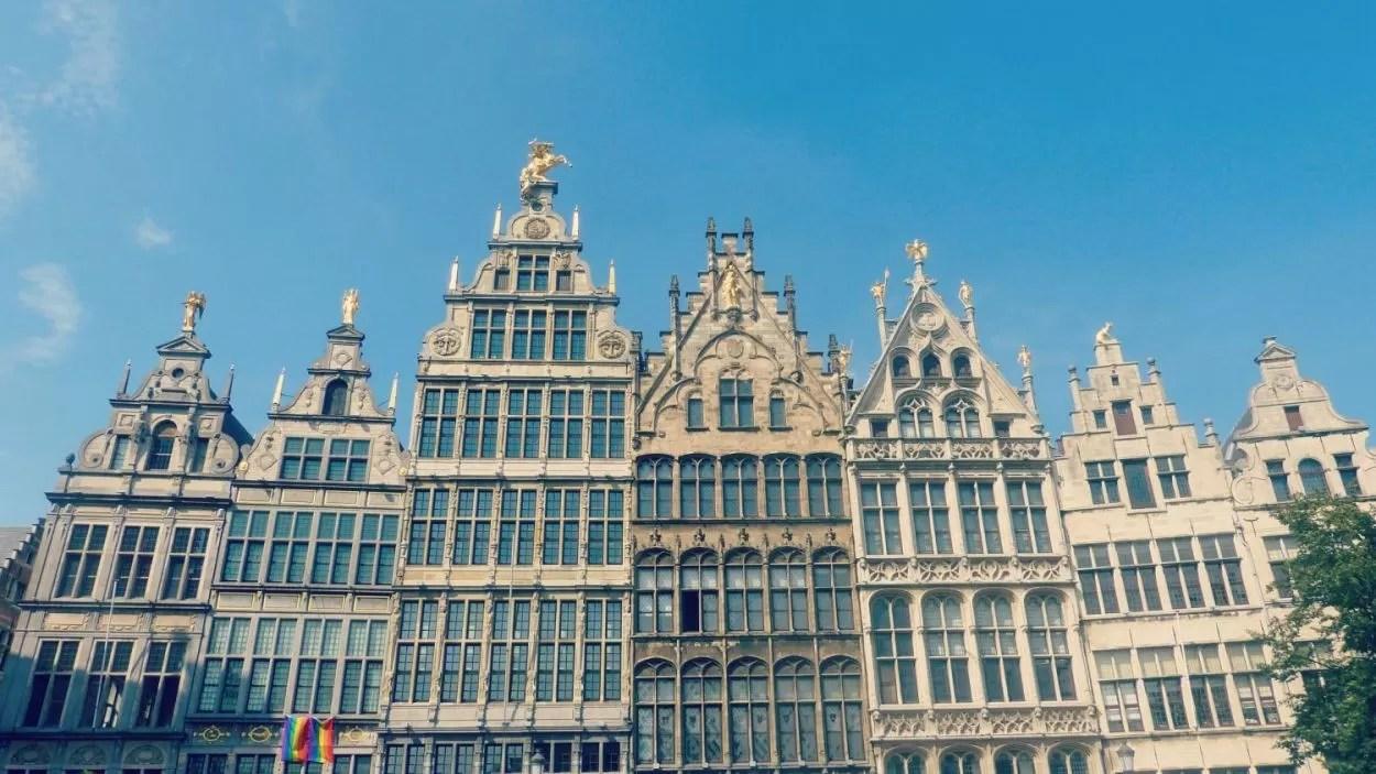 4 x cafés in Antwerpen (met een hoekje af)