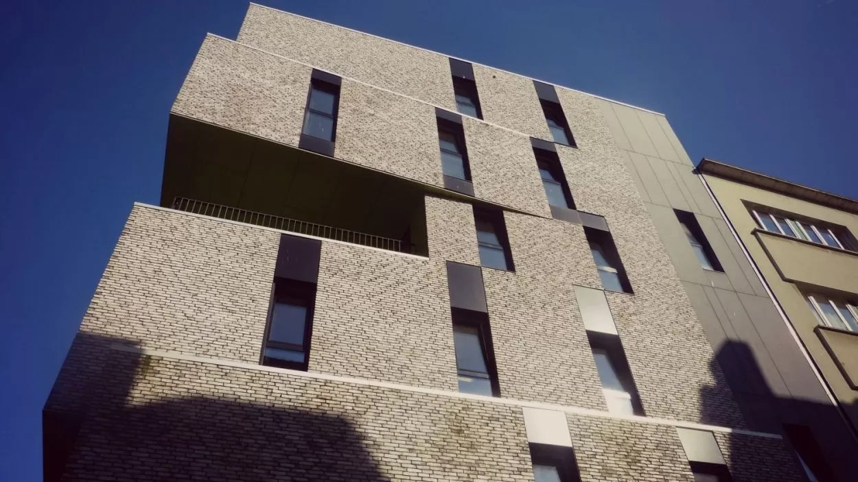 Hippe hostel op toplocatie in Oostende