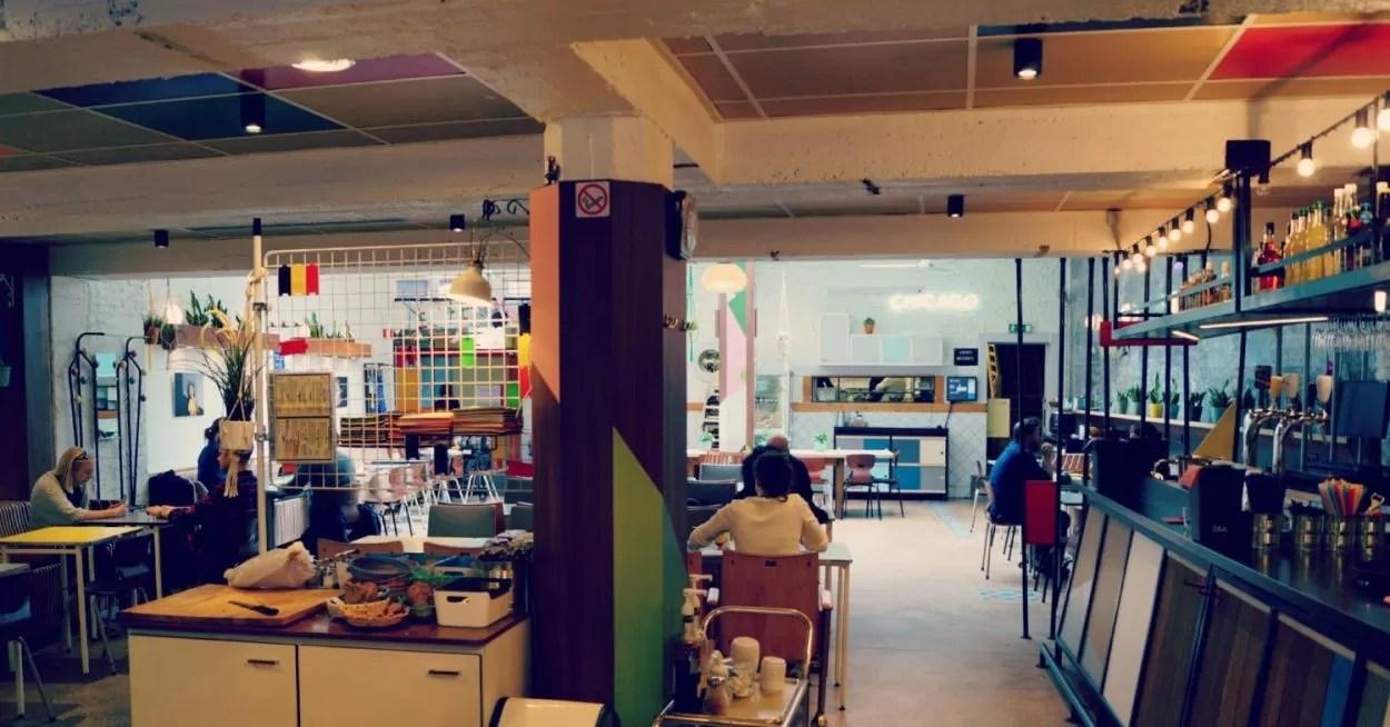 Hotspot: Chicago Café in Brussel