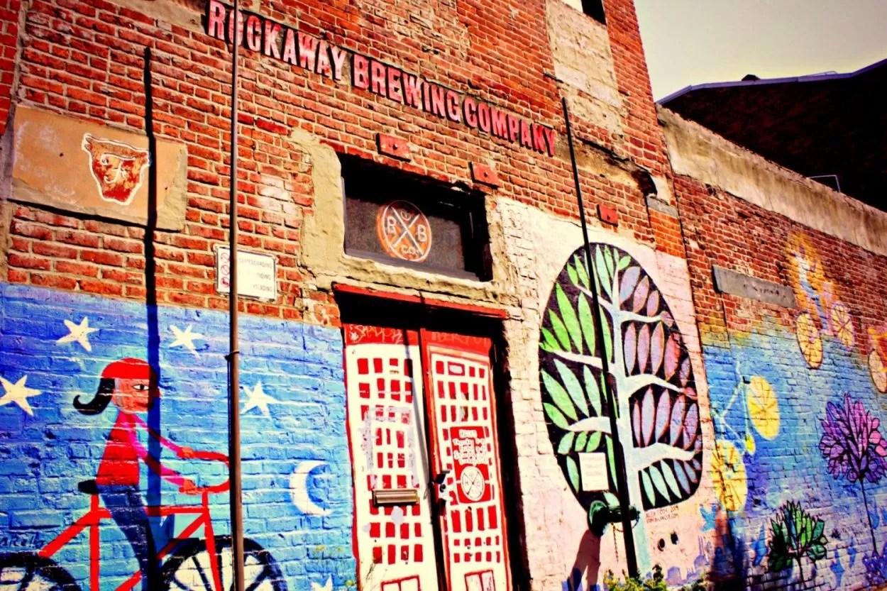 Microbrouwerij in New York: Rockaway Brewing Co. in Queens