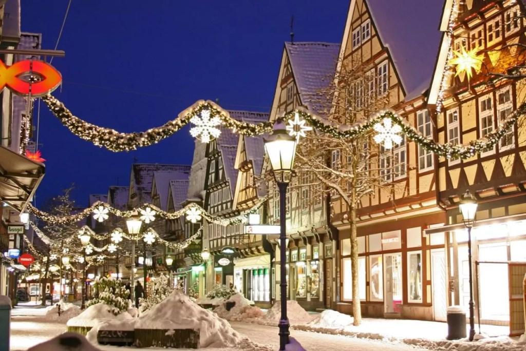Op de planning: Kerstsfeer opsnuiven en glühwein drinken in Nedersaksen