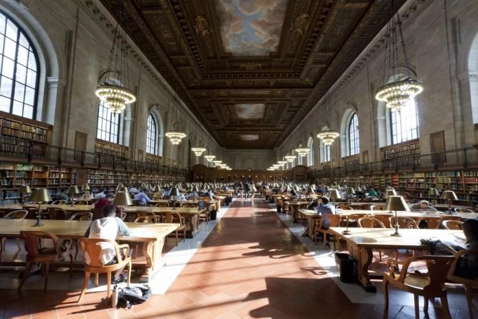 Library New York