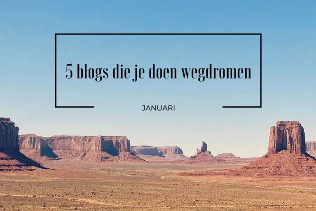 5 bloggers die je meteen aan het dromen zetten