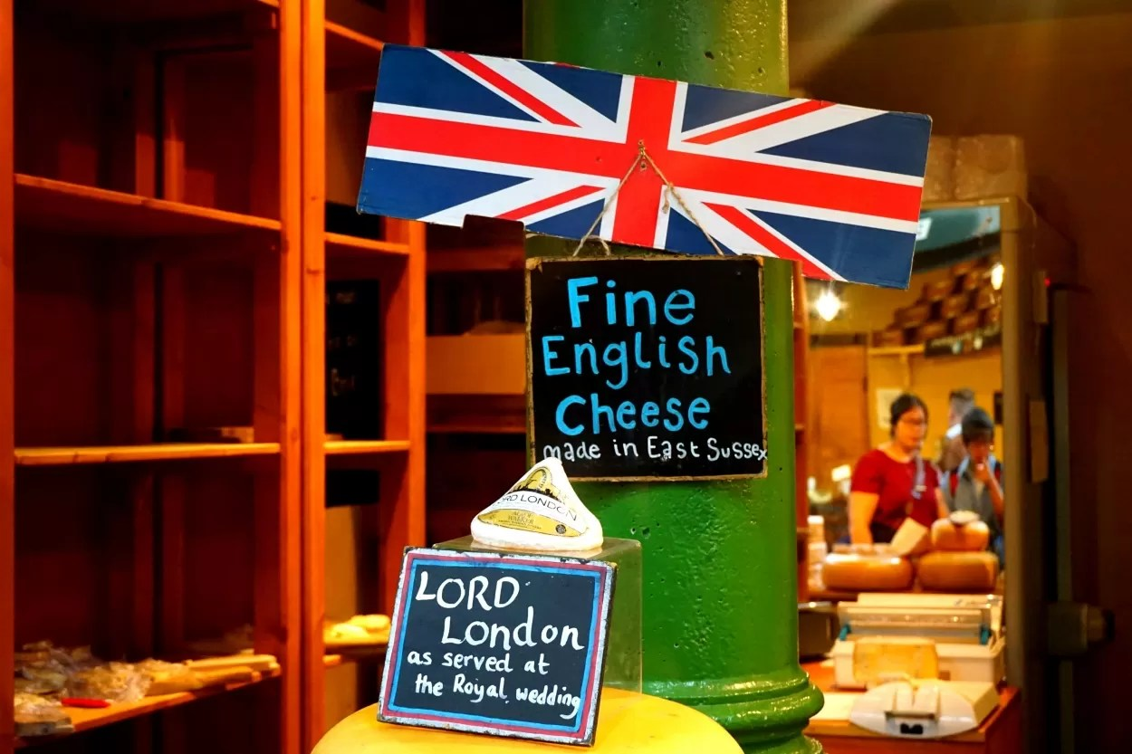 4 favoriete food hotspots in Londen
