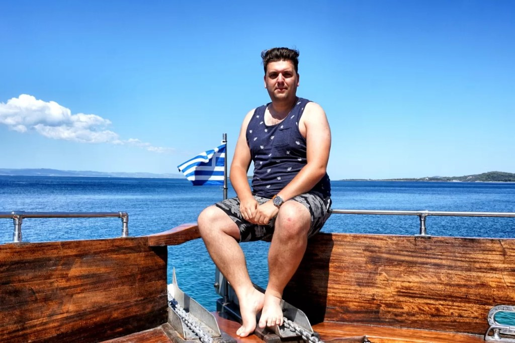 Chalkidiki boot
