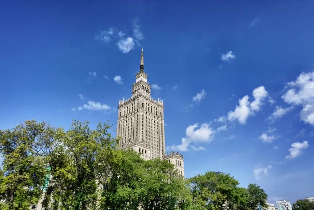 Warschau, een onverwachte Poolse parel