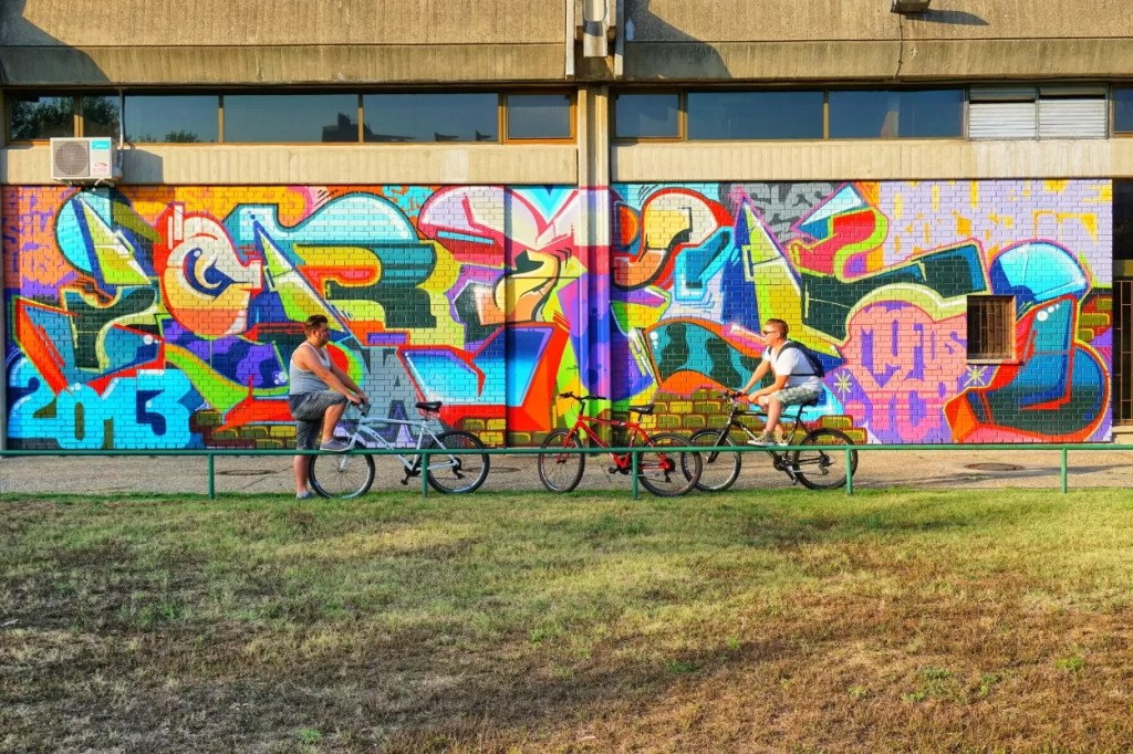 graffiti belgrado
