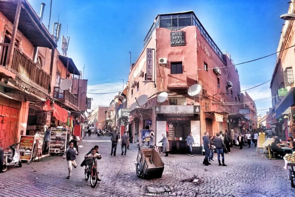 Marrakesh: een sprookjesachtige citytrip