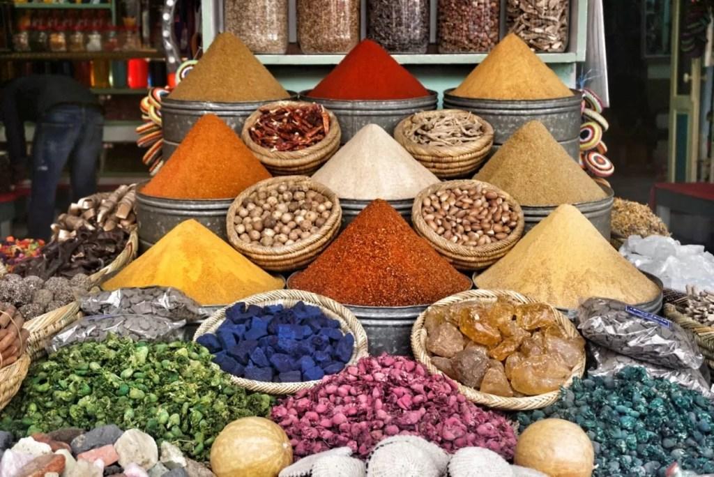 5 x heerlijk eten en drinken in Marrakech