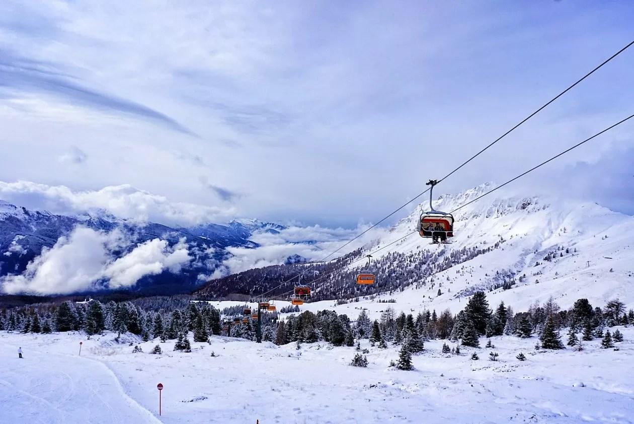 Onbekende wintersportbestemming op sterrenniveau