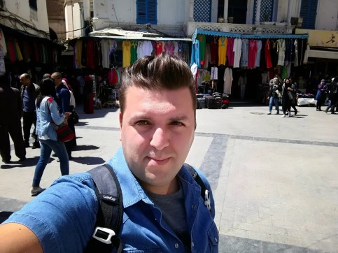 Vetexbart in Tunis Tunesië