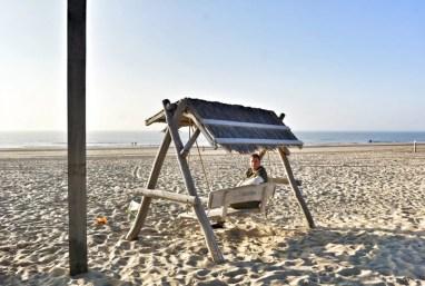 Strandhuisje Katwijk aan Zee Nederland