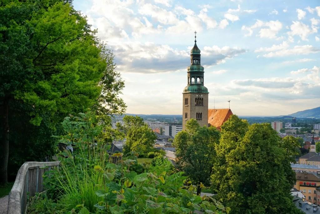 The hills zijn nog steeds alive in Salzburg