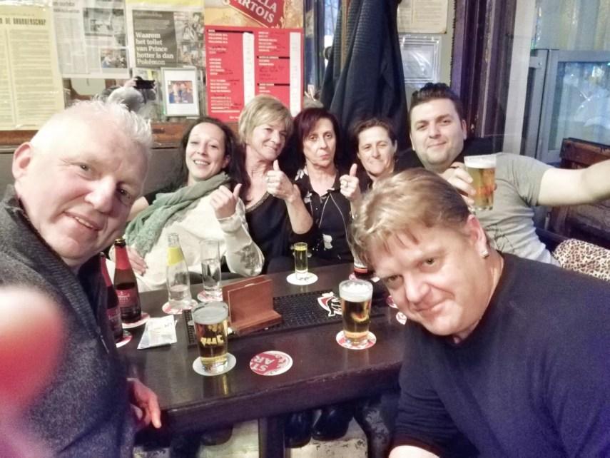 Volkscafés in Antwerpen Stad Aalst