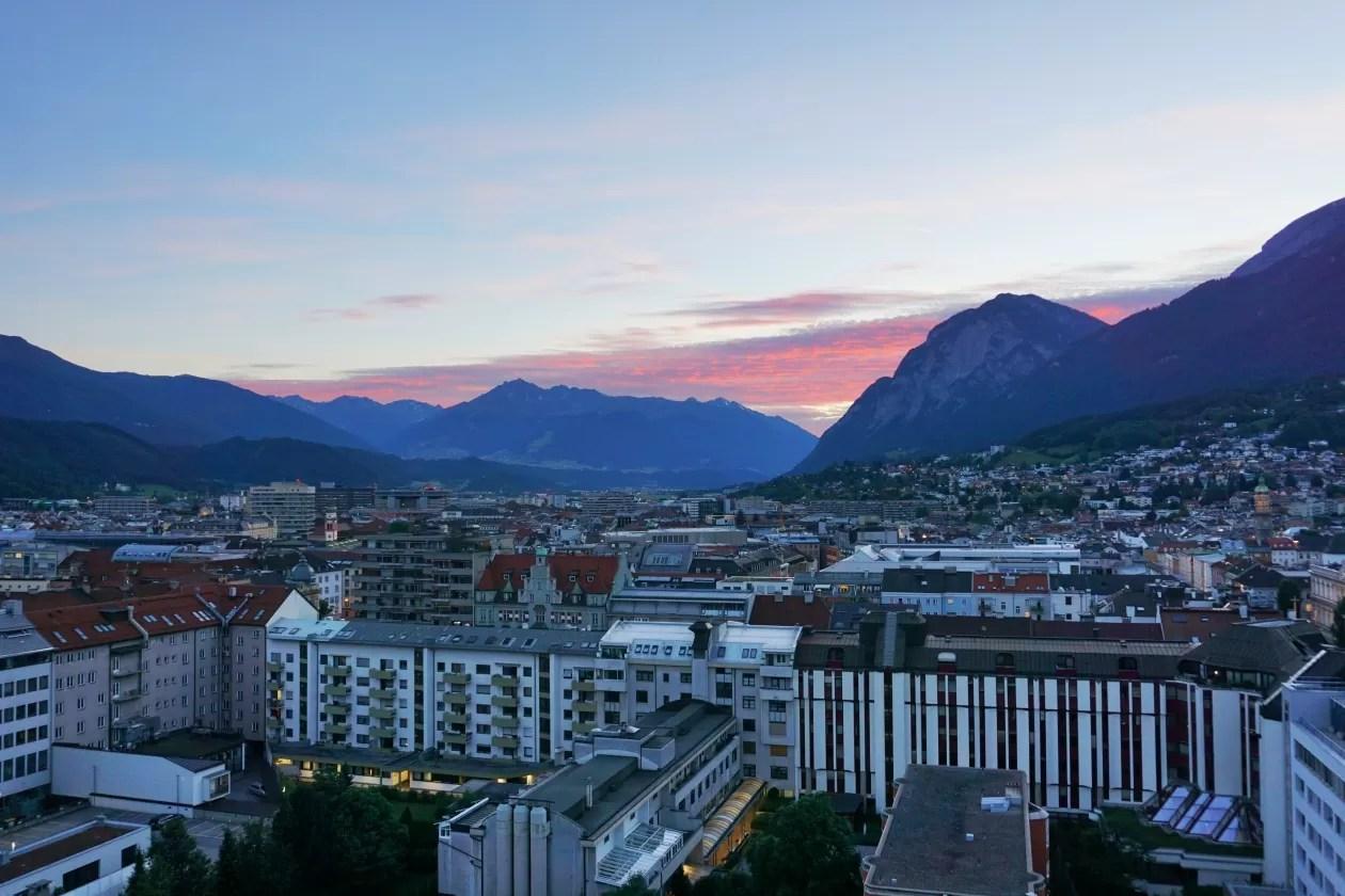 Hotel en Restaurant Alders Innsbruck