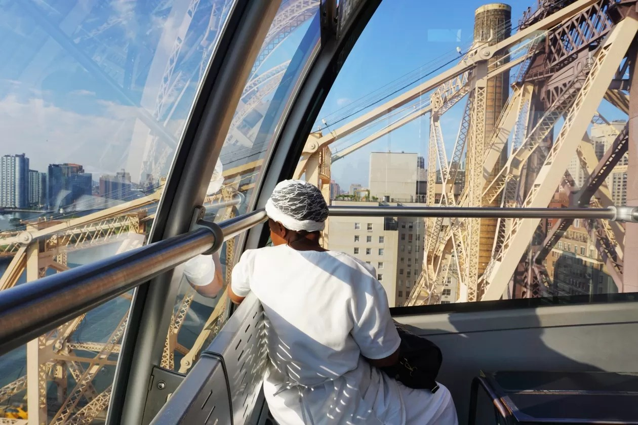 Video: New York City in de zomer in 1 minuut