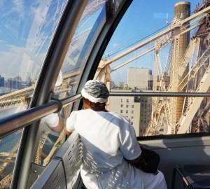 Tram naar Roosevelt Island Queensboro Bridge New York