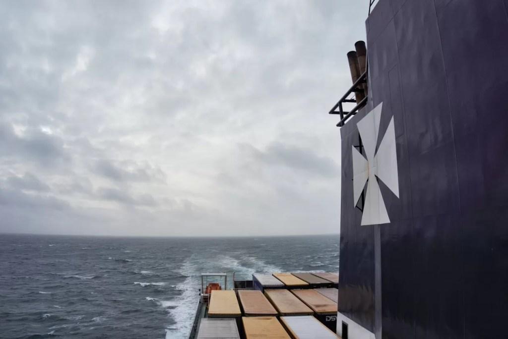 DFDS Gent: met de Volvo boot naar Göteborg