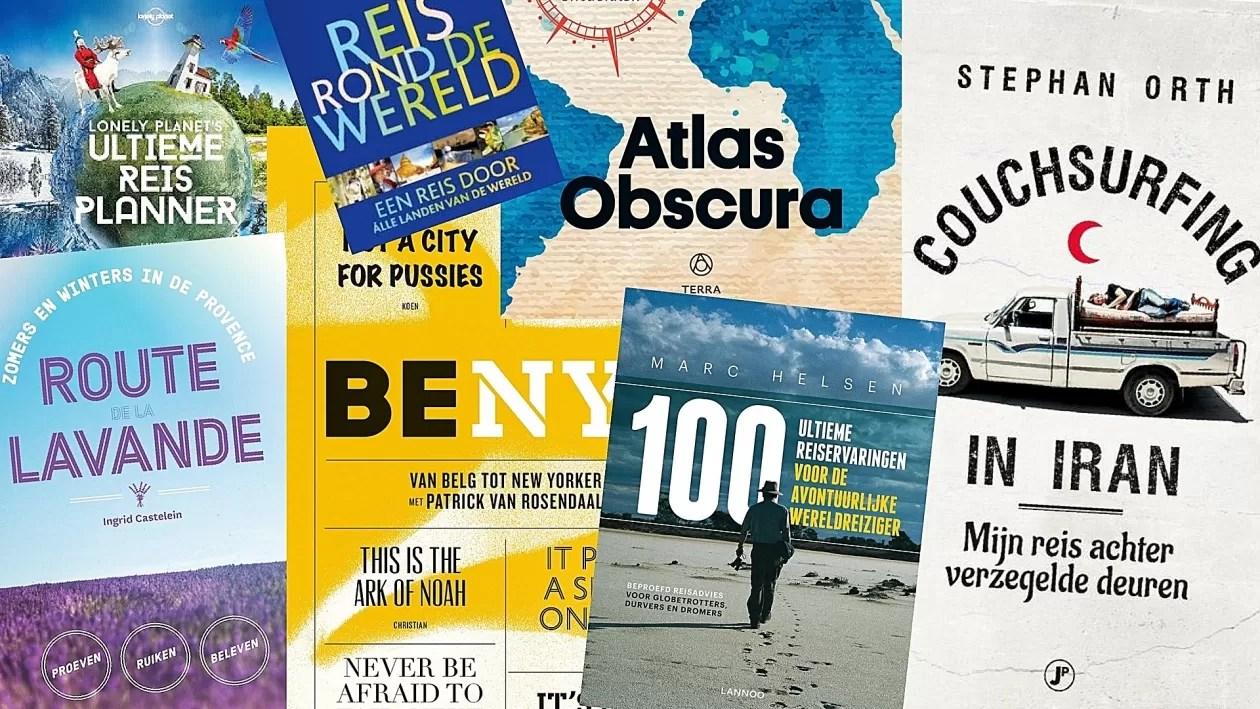 7 onmisbare boeken voor in je reisbibliotheek