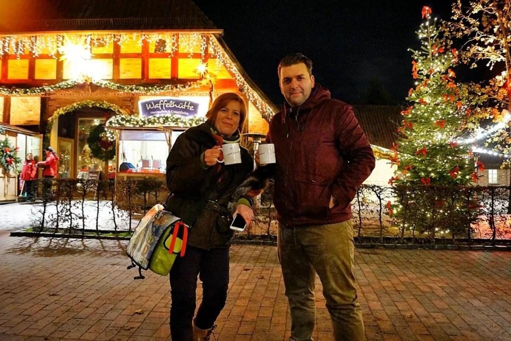 Op de to-dolijst: de kerstmarkten in Nedersaksen bezoeken
