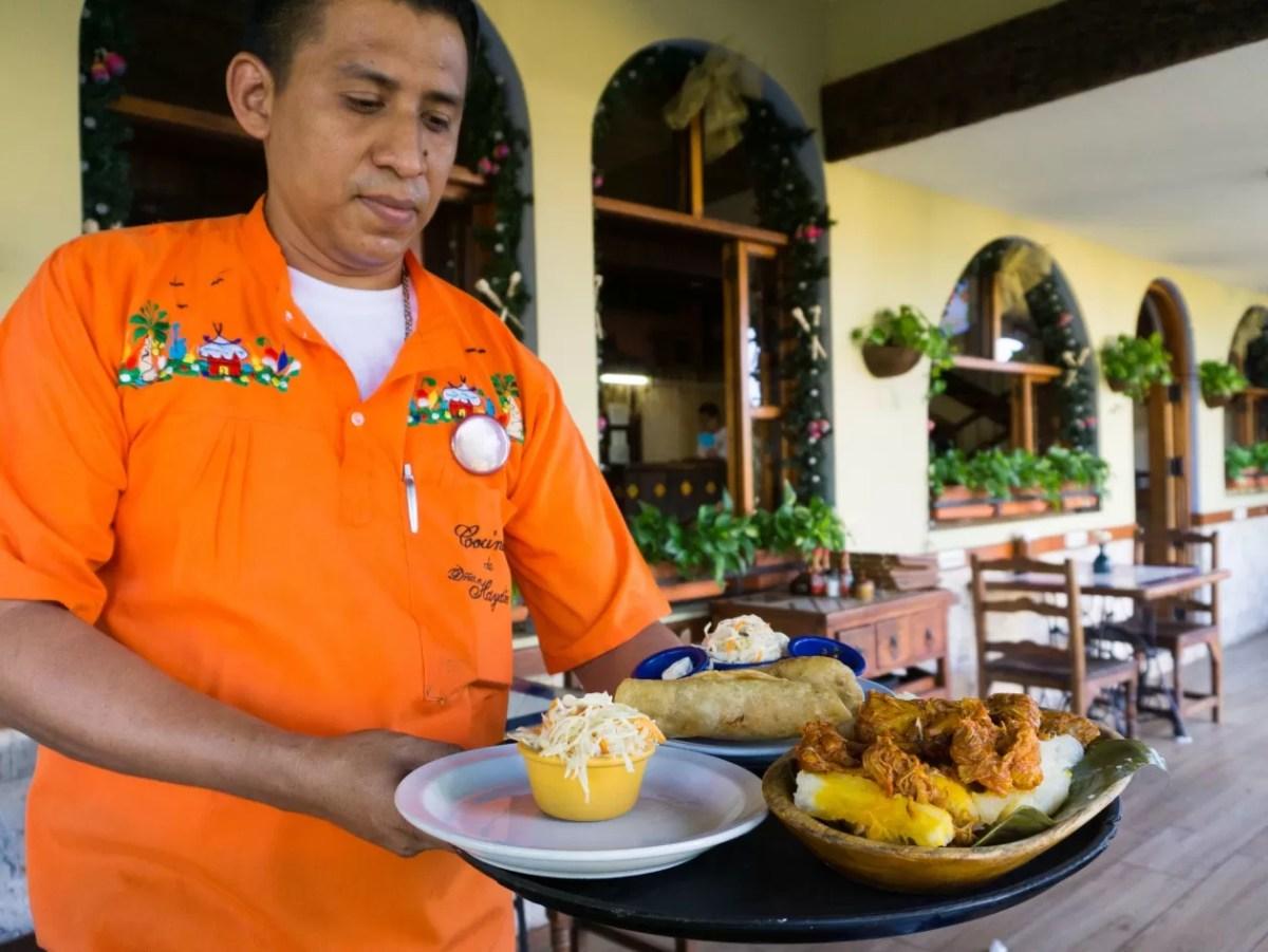 Nicaragua eten