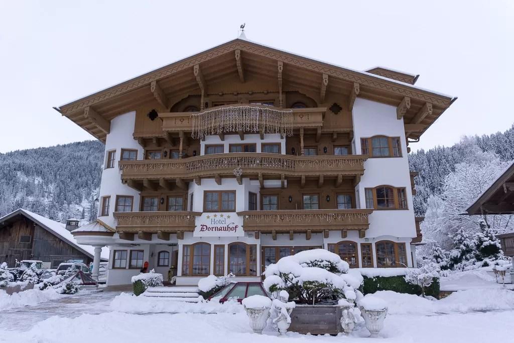 Zillertal Dornauhof