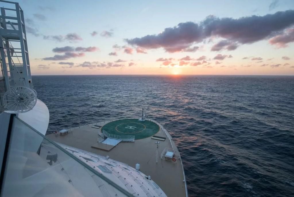 Aan boord van gigant Symphony of the Seas