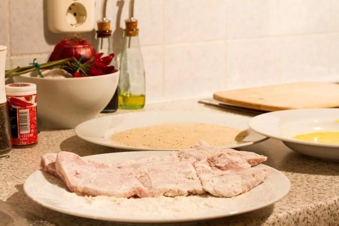 duitse keuken schnitzel