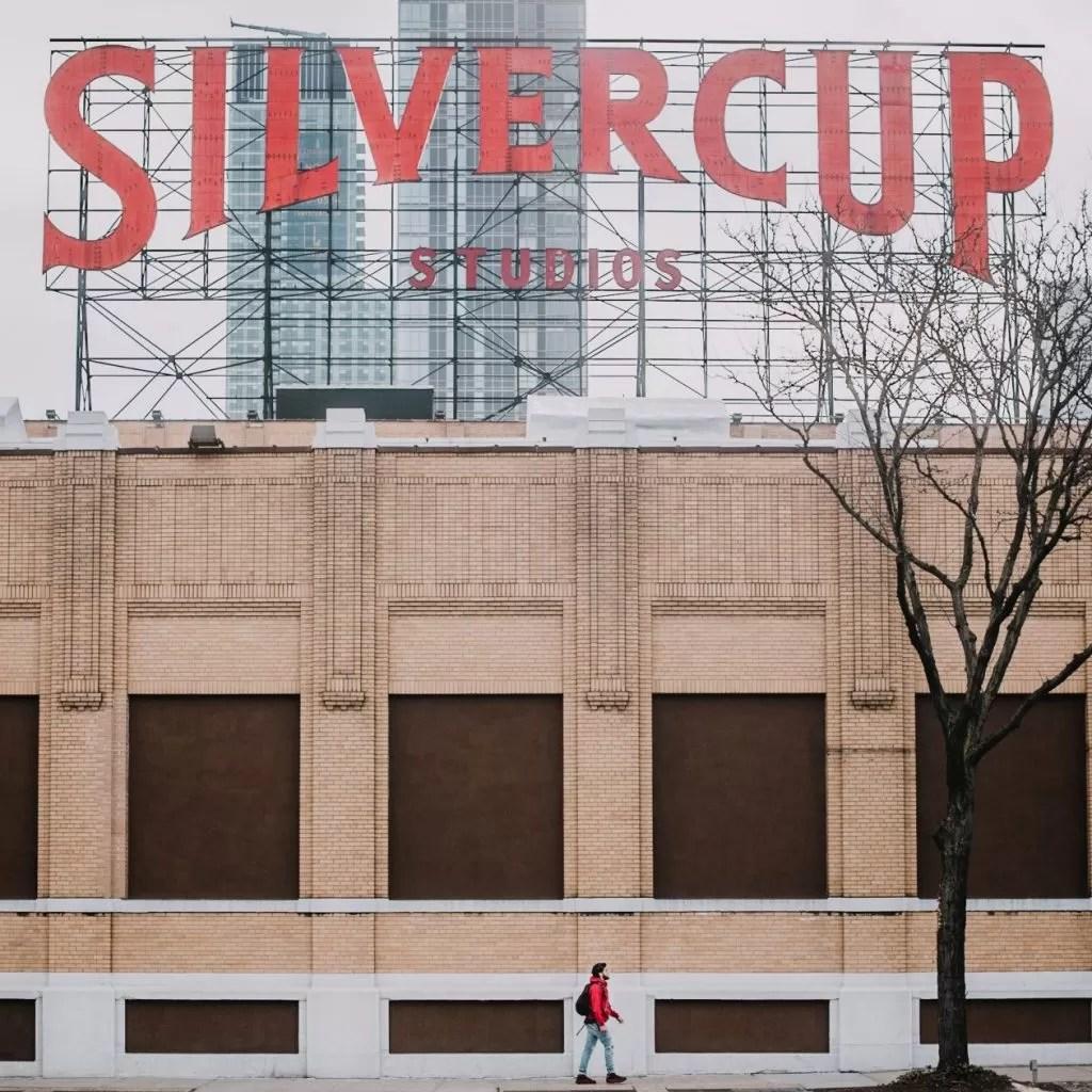 Long Island City silvercup