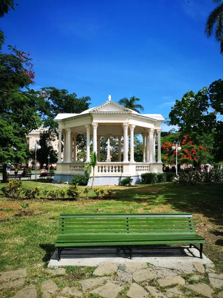 Parque Vidal cuba