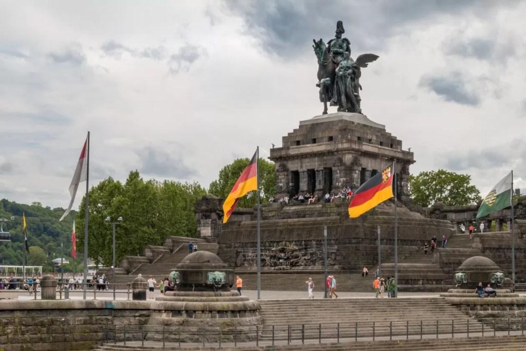 Koblenz toerisme
