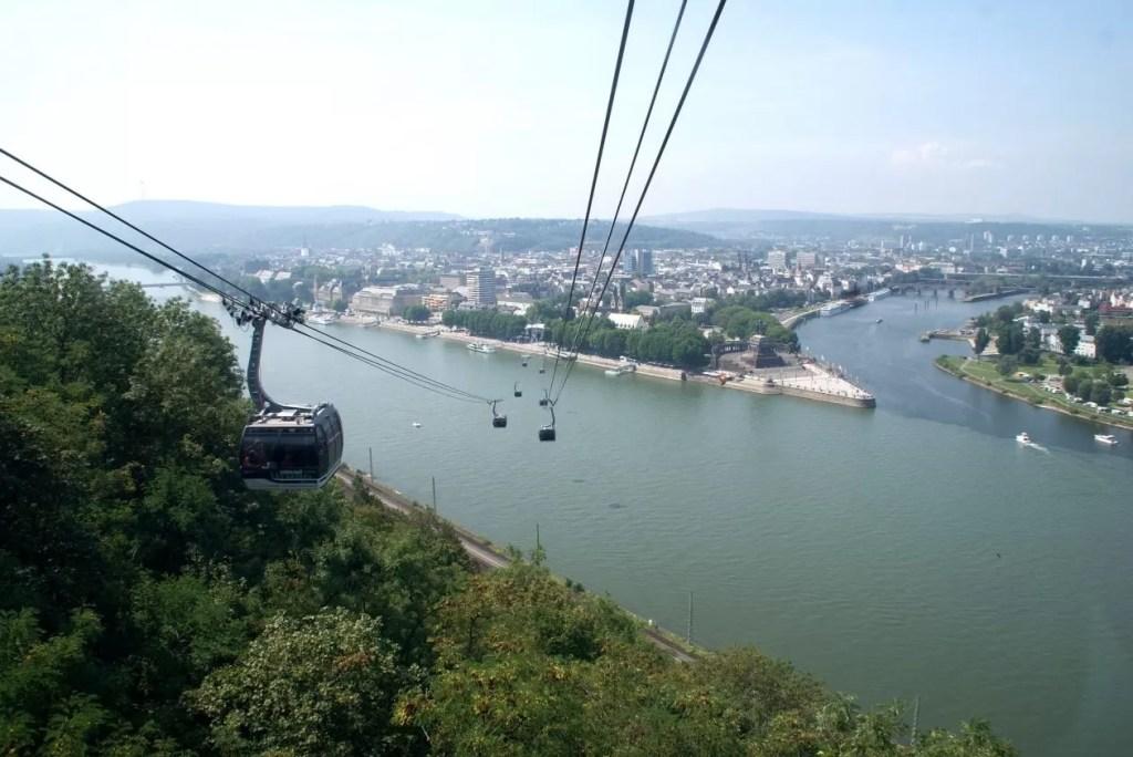 Een onvergetelijke uitstap naar historisch Koblenz