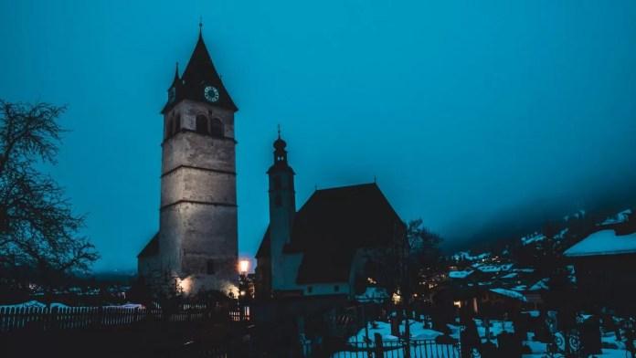Kitzbühel avond