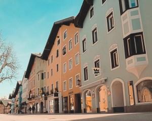 Kitzbühel bezienswaardigheid