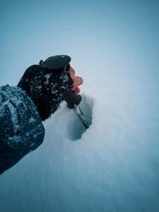 sneeuwschoen Kitzbühel