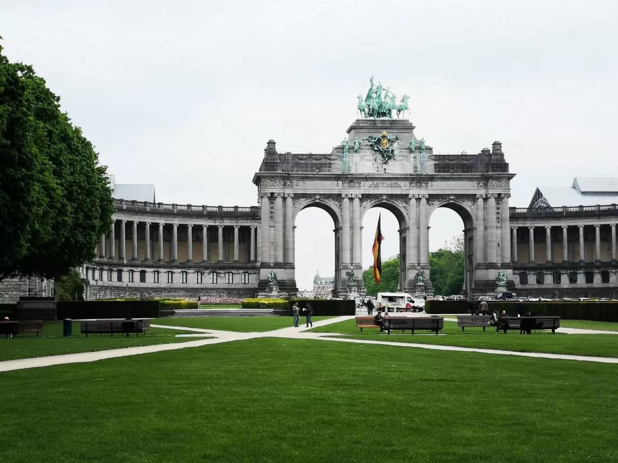 Citytrip Brussel met Europese wijk als uitvalsbasis
