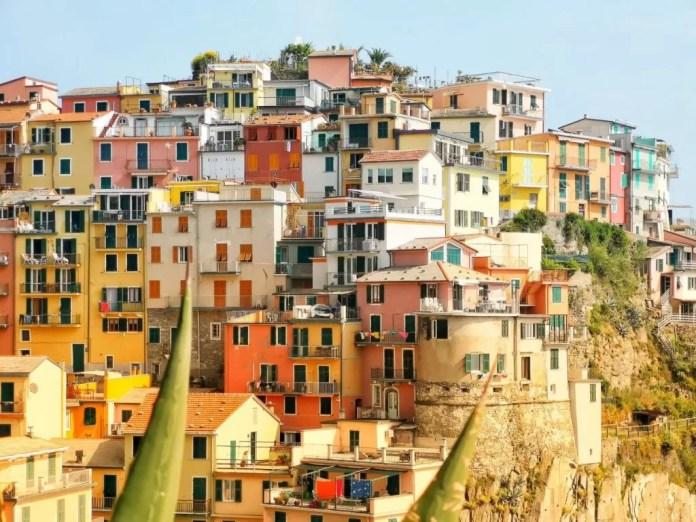 cinque terre roadtrip door italie