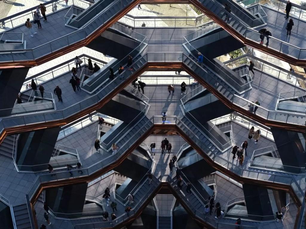 Hudson Yards The Vessel