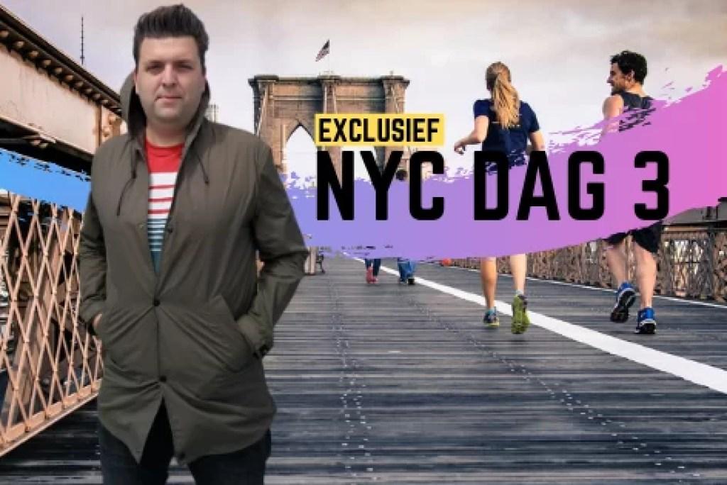 Zomerreeks (3): zalig wandelen en fietsen in Manhattan